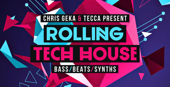 Chris Geka & Tecca Rolling Tech House