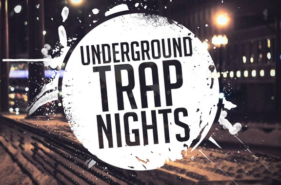 Mainroom Warehouse Underground Trap Nights