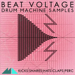 ModeAudio Beat Voltage - Drum Machine Samples