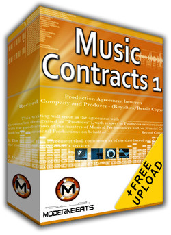 ModernBeats Music Contracts Vol 1