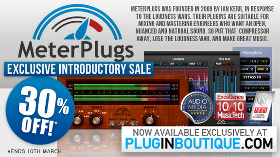 30% off MeterPlugs