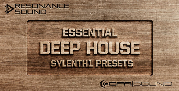 CFA-Sound Essential Deep House Sylenth1 Presets