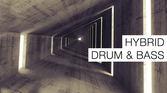 Samplephonics Hybrid Drum & Bass
