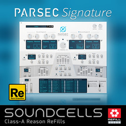Soundcells Parsec Signature