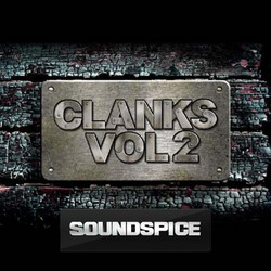 SoundSpice Clanks Vol 2