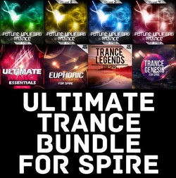Ultimate Trance Bundle for Spire