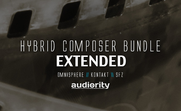 Audiority Hybrid Composer Bundle XT
