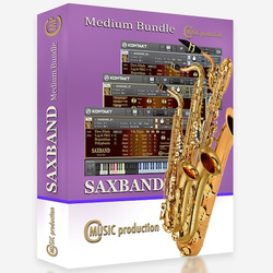 Cmusic SAXBAND Medium