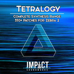 Impact Soundworks Tetralogy for Zebra 2