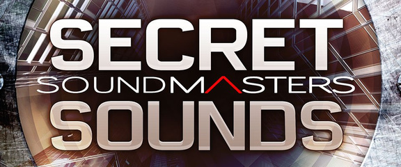 Soundmasters Secret Sounds