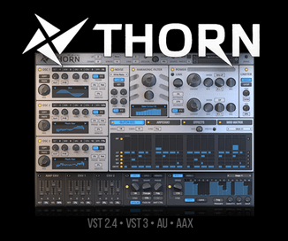 Thorn Spectral Synthesizer