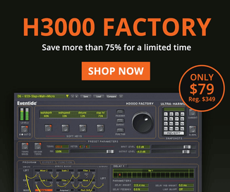 75% OFF Eventide H3000 Factory