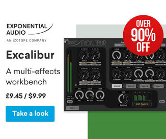 Exponential Audio Excalibur