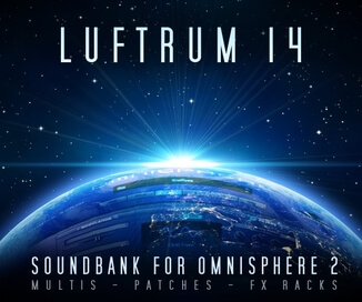 Luftrum 14 for Omnisphere 2