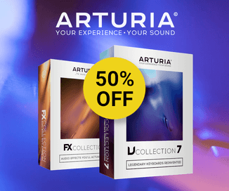Arturia V Collection 7 and FX Collection