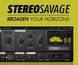 Plugin Boutique StereoSavage