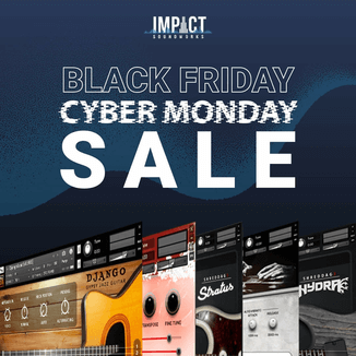 Impact Soundworks Black Friday