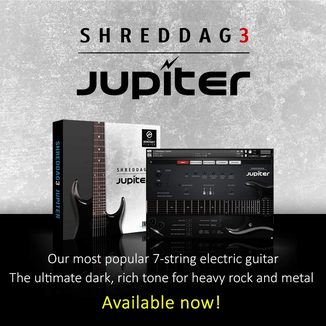 Shreddage 3 Jupiter