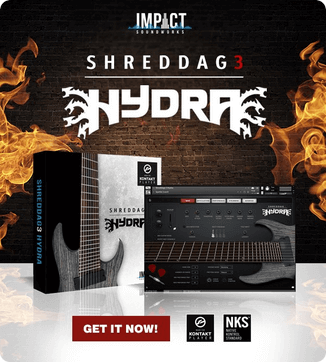 Impact Soundworks Shreddage 3 Hydra