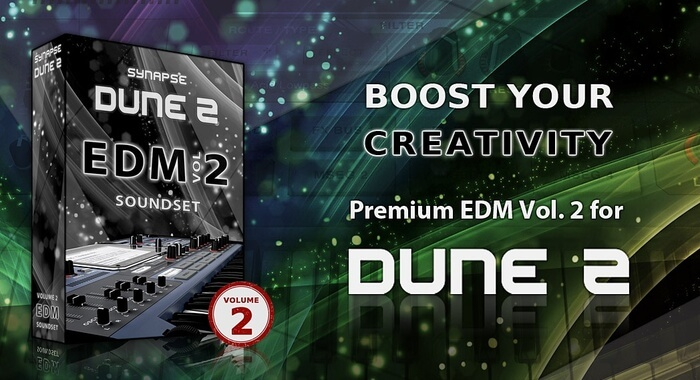 Synapse Audio DUNE 2 EDM Vol. 2