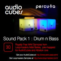 Percussa DnB Sound Pack