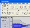 Audacity (on Windows)