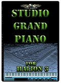 AudioWarrior Acoustic Grand Pianos for HALion