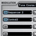 Alchemy modulation section