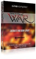 CineSamples Drums Of War