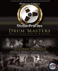 Sonic Reality Studio ProFiles Drum Masters Platinum