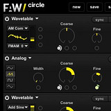 Future Audio Workshop Circle