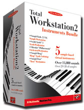 IK Multimedia Total Workstation 2 Bundle