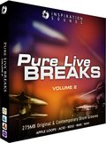 Inspiration Sounds Pure Live Breaks Volume 2