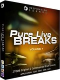 Inspiration Sounds Pure Live Breaks Volume 1