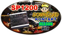 Kid Nepro SP1200 for Reason/Kontakt