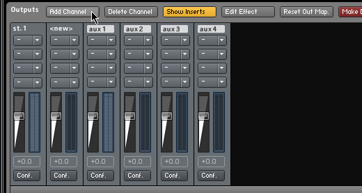 Kontakt - Add output channels