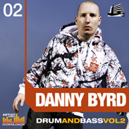 Loopmasters Danny Byrd Drum and Bass vol2