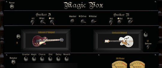 Musicrow Group Magic Vox