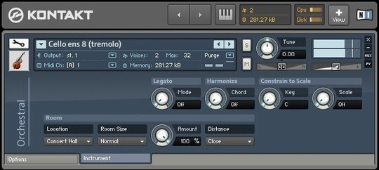 Native Instruments KONTAKT 3
