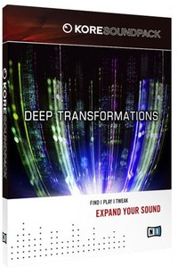 Native Instruments Deep Transformations