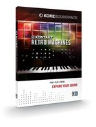 Native Instruments KONTAKT Retro Machines