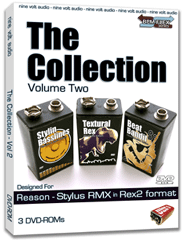 Nine Volt Audio The Collection Vol 2