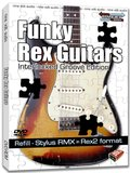 Nine Volt Audio Funky REX Guitars: Interlocked Groove Edition