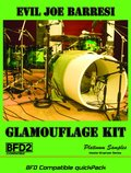 Platinum Samples Evil Joe Barresi Glamouflage Kit QuickPack