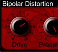 Platonic World Bipolar Distortion
