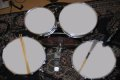 Wusik Prime & Evans HQ Drum set