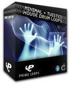 Prime Loops Minimal & Twisted House Drum Loops