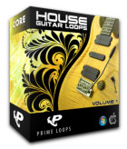 Prime Loops House Guitar Loops - Volume 1