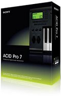 Sony Creative Software ACID Pro 7.0