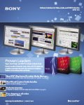 Sony Media Software Winter 2006 Catalog